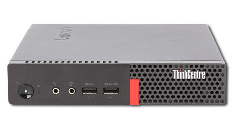 PC LENOVO THINKCENTRE M710Q INTEL CORE I5-7400T 4X 2,4 GHZ 10MQ