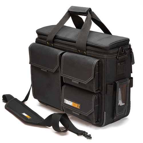 Quick Access Laptop Bag + Shoulder Strap - Large TB-EL-1-L2