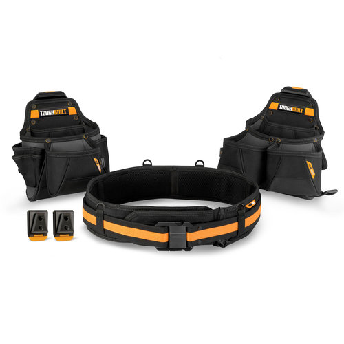 3pc Tradesman toolbelt set TB-CT-111-3